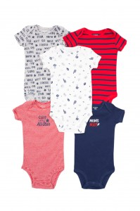 Body Carter's baby 5pack
